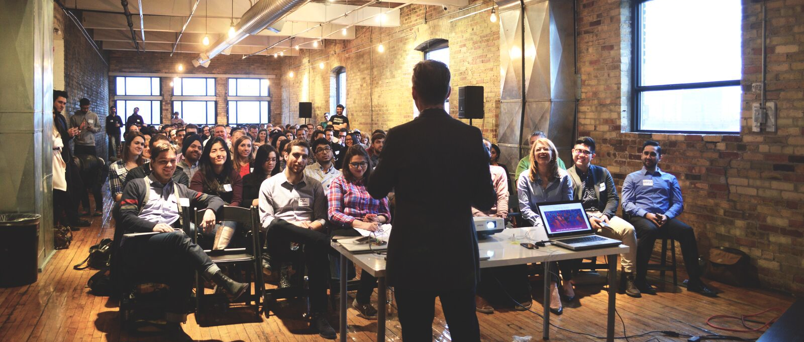 Product Hunt Toronto - March 25th 2015 - Burroughes Events