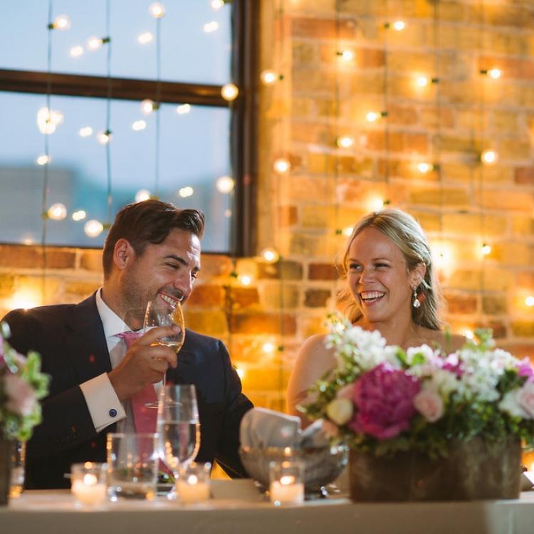 Melanie and Jamie's Wedding
