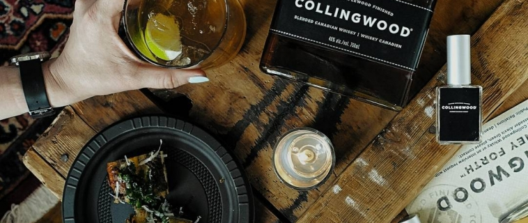 Collingwood Whisky Pop-up