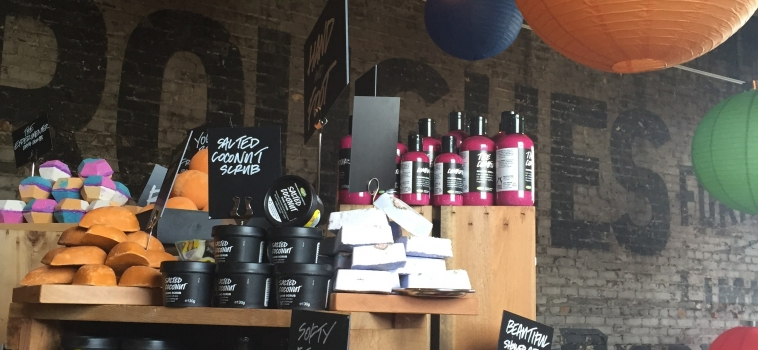 Lush Holiday Preview – July 29th 2015