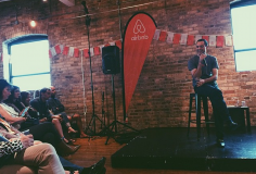 AirBnB Fireside Chat – June 28th 2015