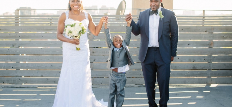 The Burroughes Wedding Feature: 'Love is Patient' – Mesha and Rohan
