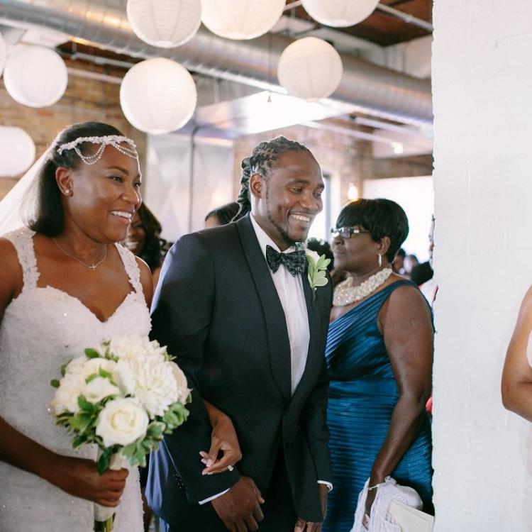 Mesha and Rohan's Wedding